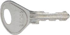 95-97 Series Replacement Keys