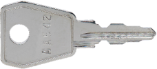 AA, AB Series Replacement Keys